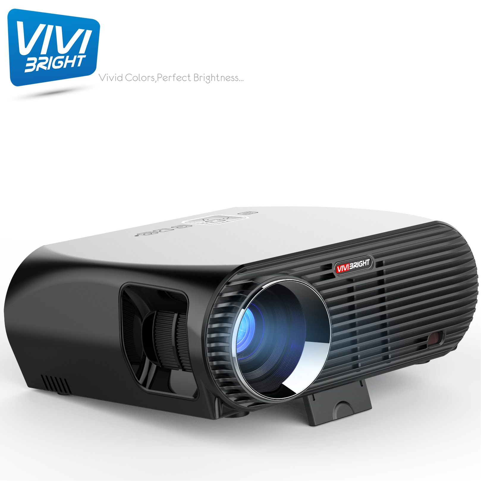 GP100UP Industry Lead Android 6 Intelligent Projector WIFI