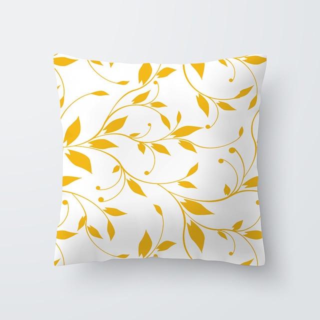 Yellow pillowcse 15