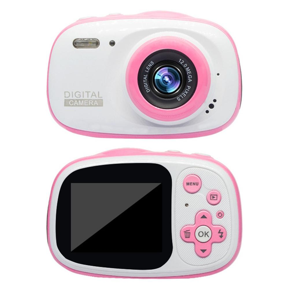 WDC-3330 Portable Size Outdoor Children Camera 720P IP68 Waterproof 6X Digital Zoom Cam TDC-3330 Smart Camera IPS HD Screen