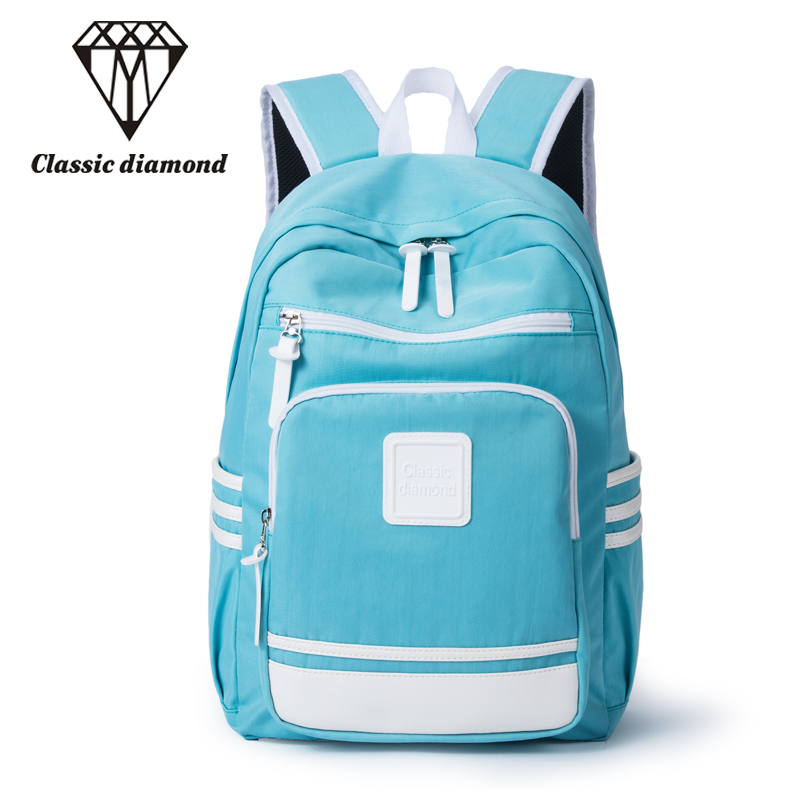 College Simple Designed Women's Backpacks Bolsa Mochila For Laptop 15.6 Inch Notebook Computer Bags Men Backpack School Rucksack