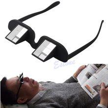efd1d5ce05 Caliente creativa Lazy Periscope horizontal Gafas para leer sit ver gafas  PRISM