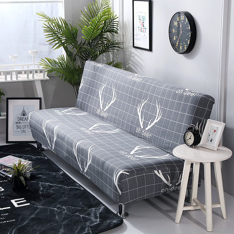 Fashion Stretch Folding Sofa Bed Cover Furniture Slipcover Protector Decor V