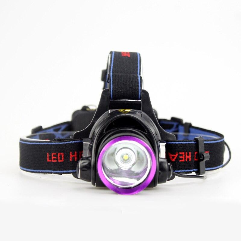 3 Schalter Modus Starkes Licht/Dim Licht/Strobe T6 Scheinwerfer ...