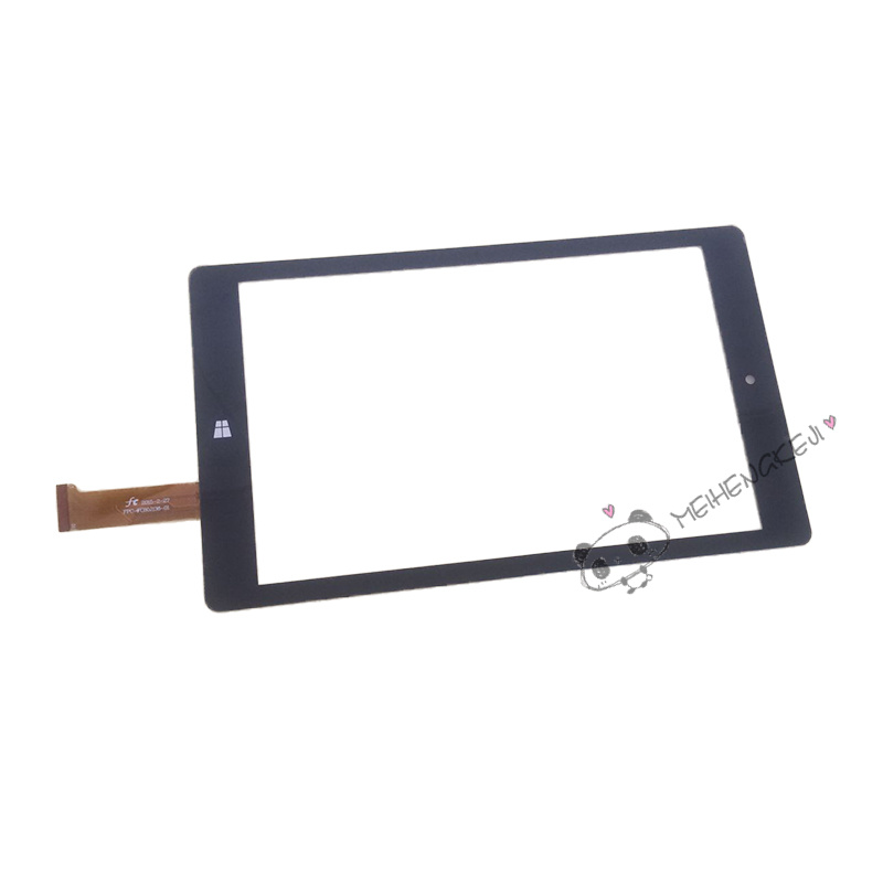 New 8 Inch Touch Screen Digitizer Glass Sensor Panel For Qumo Vega 8009W Free shipping new capacitive touch screen panel digitizer glass sensor replacement for 8 qumo vega 8009w tablet free shipping