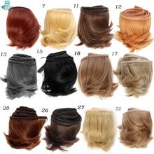 1pcs 5cm 100CM Bangs hairstyle modification For 1 3 1 4 1 6 BJD SD DIY