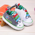 Baby Boy Shoes 2016 Newborn Shoes Soft Infants Fabrica Crib Shoes Lace-Up Sneakers First Walkers Boy Baby Various Cute Footwear