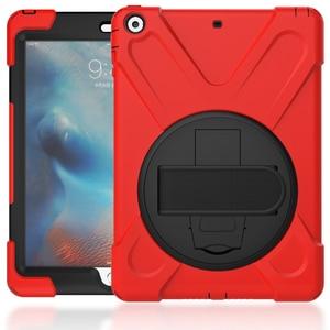 Image 4 - Yeni kılıf için iPad hava 4 10.9 / 10.2 2019 2020 / Pro 10.5 / 2018 9.7 inç kapak 5th 6th 7th 8th nesil Mini 1 2 3 4 5 kabuk