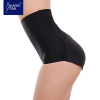 2014 Slimming Sexy Women High Waist Padded Seamless Butt Lift Shaper Hot Hip Up Enhancer Shaper