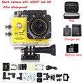 Mais recente Ação Câmera De Vídeo Wi-fi 1080 P Full HD LCD 2.0 HD 30 m À Prova D' Água extrema ir pro cam mini gravador de vídeo DV Esporte câmera