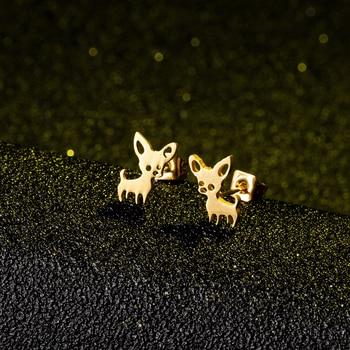 Dog Earrings  4