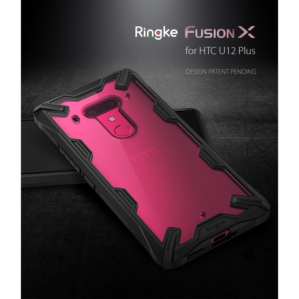 100% Original Ringke Fusion X Fall für HTC U12 Plus/HTC U12 +