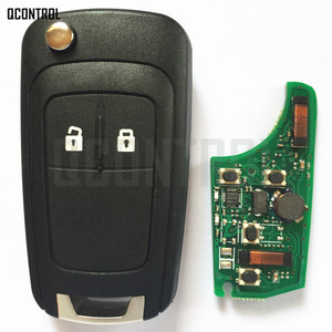 Image 2 - QCONTROL Car Smart Remote Key for Chevrolet 433MHz ID46 Chip Keyless go Comfort access