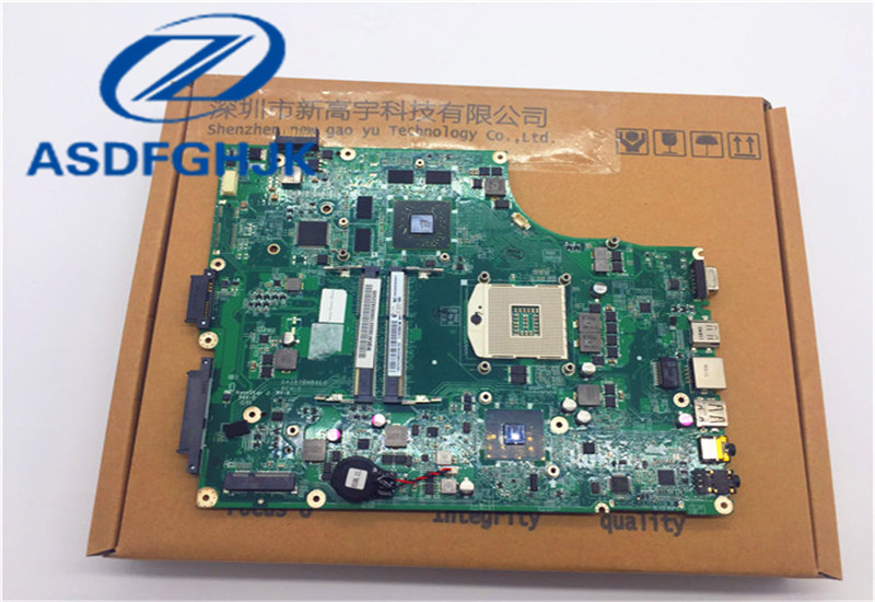 FOR laptop <font><b>motherboard</b></font> for <font><b>ACER</b></font> 5820T <font><b>5820TG</b></font> 5820 DAZR7BMB8E0 HM55 With graphic HD5650 100% WORK PERFECTLY image