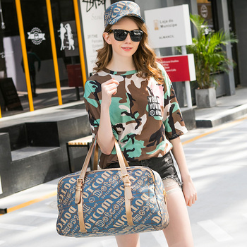 2018 New Arrival Totes Leisure For Women Top-handle Bag Large Capacity Travel Bagsdirect Selling Realtravel Letter