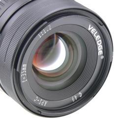 F1.2 Large Aperture Manual Lens for Fuji Cameras X-A1X-A10 X-A2 X-A3 X-at X-M1 X-M2 X-T1 X-T10 X-T2 X-T20 X-Pro1 X-Pro2 r25