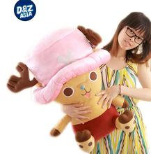 ONE PIECE anime Tony tony chopper with shawl plush toys gifts toy Free shipping