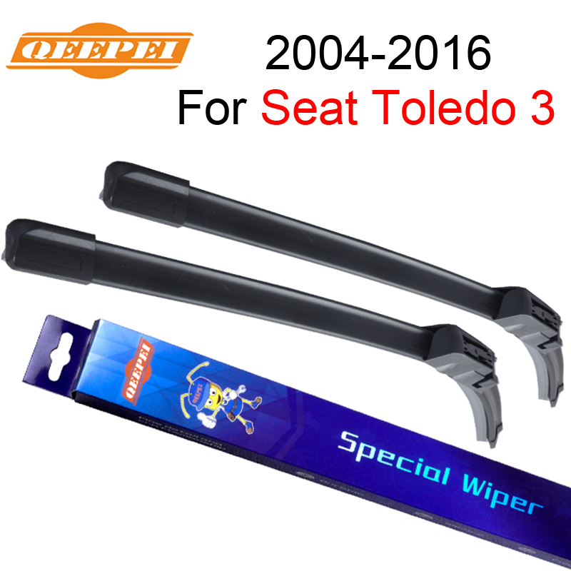 QEEPEI Wiper For Seat Toledo 3 2004-2016 26+26 Car Accessories For Auto Windshield Wipers Blade Prices,CPK102-3