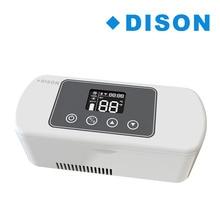 Dison portátil de viaje medicina congelador diabético insulina refrigerador Mini nevera regalo 20 hrs insulina refrigerador