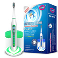 Yasi FL-A12 стоматологическая помощь аккумуляторная звуковая зубная щетка / электрическая зубная щетка с уф дезинфицирующее средство