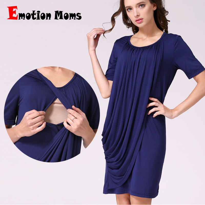Emotion Moms Fashion Maternity Clothes maternity dress Breastfeeding dresses for Pregnant Women Nursing clothing Pregnancy dress maternity dresses nursing dress autumn winter pregnancy clothes for pregnant women dresses breastfeeding maternity clothing