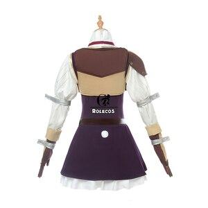Image 5 - Disfraz de Cosplay de ROLECOS, Anime The Rising of the Shield Hero Raphtalia, conjunto completo de disfraz de Tate no Yuusha no ariagari