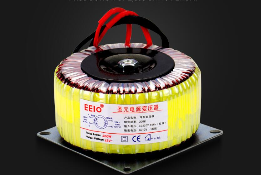 9V/12V/15V/18V/24V/36V/48V tranformer Toroidal transformer copper custom transformer 220V 110V 2.7A 200VA amplifier transformer9V/12V/15V/18V/24V/36V/48V tranformer Toroidal transformer copper custom transformer 220V 110V 2.7A 200VA amplifier transformer