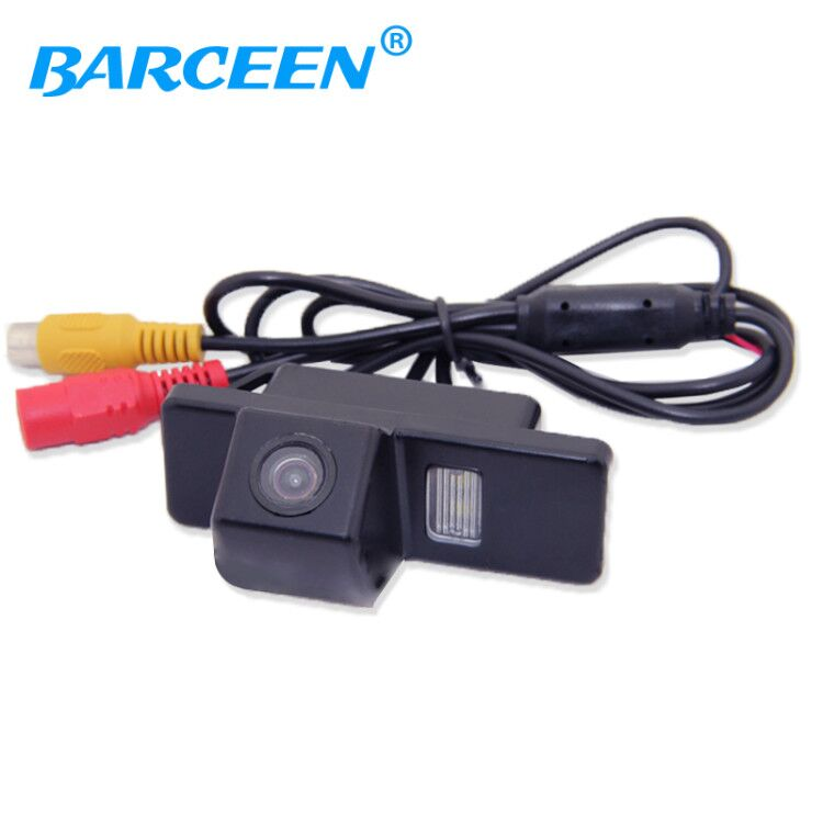 CCD bil bakfra bakkamera for Nissan QASHQAI X-TRAIL for Citroen C4 C5 C-Triomphe / For Peugeot 307cc Pathfinder Dualis