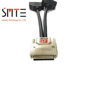 Image 4 - FIREMV 2450/2400 ATI multi screen card output DVI I/VGA turn VHDCI  E119932 U AWM COPARTNER DVI DIGITAL/ANAL 0.5M second hand