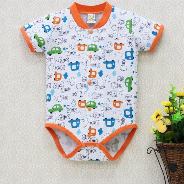 2019 baby girl summer bodysuit children fashion pure cotton jumpsuit toddler infant underwear sleepwear newborn kidswear