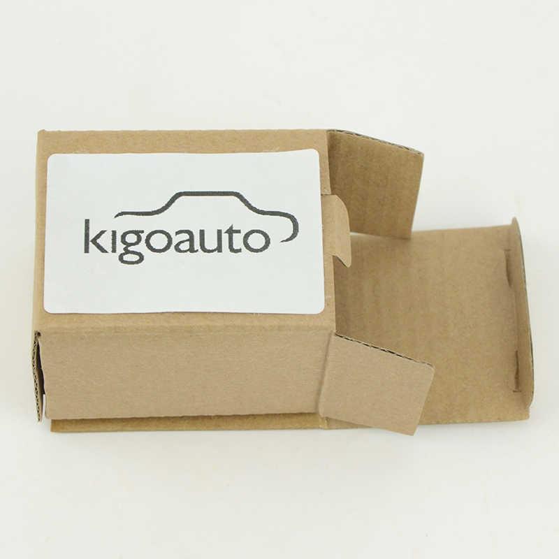 Kigoauto 2 כפתורי Keyless כניסת Fob מרחוק מפתח עבור טויוטה RAV4 קורולה יאריס 433MHZ עם 4D67 שבב בתוך TOY47 נימול להב