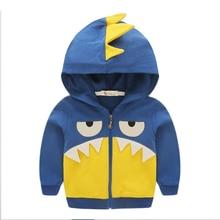 Дети кардиган свитер корейской версии весной детская одежда мальчиков пальто хлопка свитер