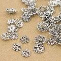 Vintage 925 grânulos de prata Cap resultados da jóia acessórios Cap talão jóias DIY