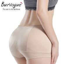 Burvogue Hot shapers Women Body Shaper Panties Underwear Butt Hip Enhancer Padded Shaper Panty Shapewear Slimming Shaper Brief