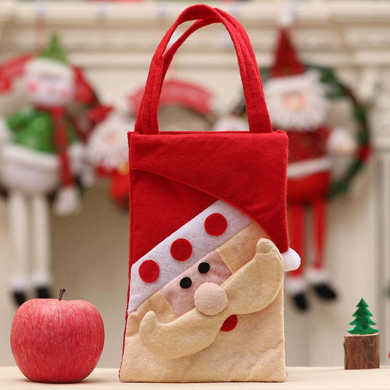 Aliexpress.com : Buy 33x11cm Christmas Gift Bags for Kids Candy Coin ...