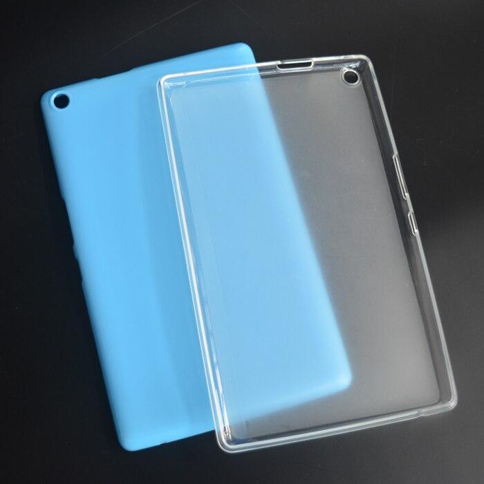 wholesale dealer 9c494 284db US $4.99 |For ASUS Zenpad 8.0 Ultra Slim Soft Silicone TPU Back Cover Case  For 8 Inch ASUS Zenpad 8.0 Z380C Z380KL Tablet -in Tablets & e-Books Case  ...