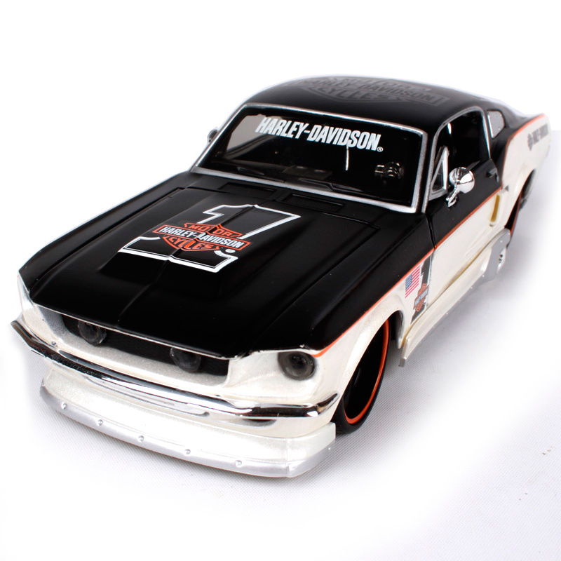 maisto harley ford mustang gt clsico moderno msculo diecast modelo de coche