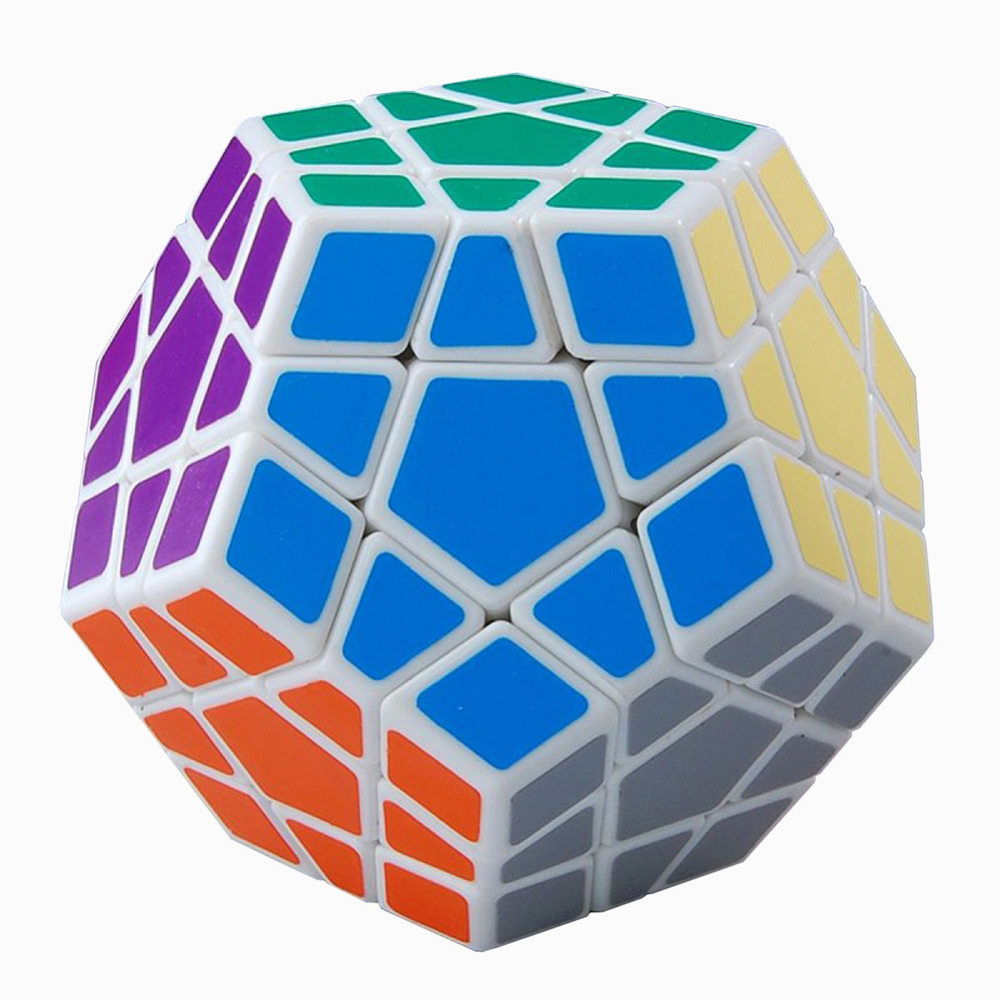 s5 Products Hot Sale Puzzles & Games Contemplative Yklworld Speed Dodecahedron Magic Cube High Smooth Cube Puzzle Twist Puzzles Toy Educational Special Toys High Quality Gifts