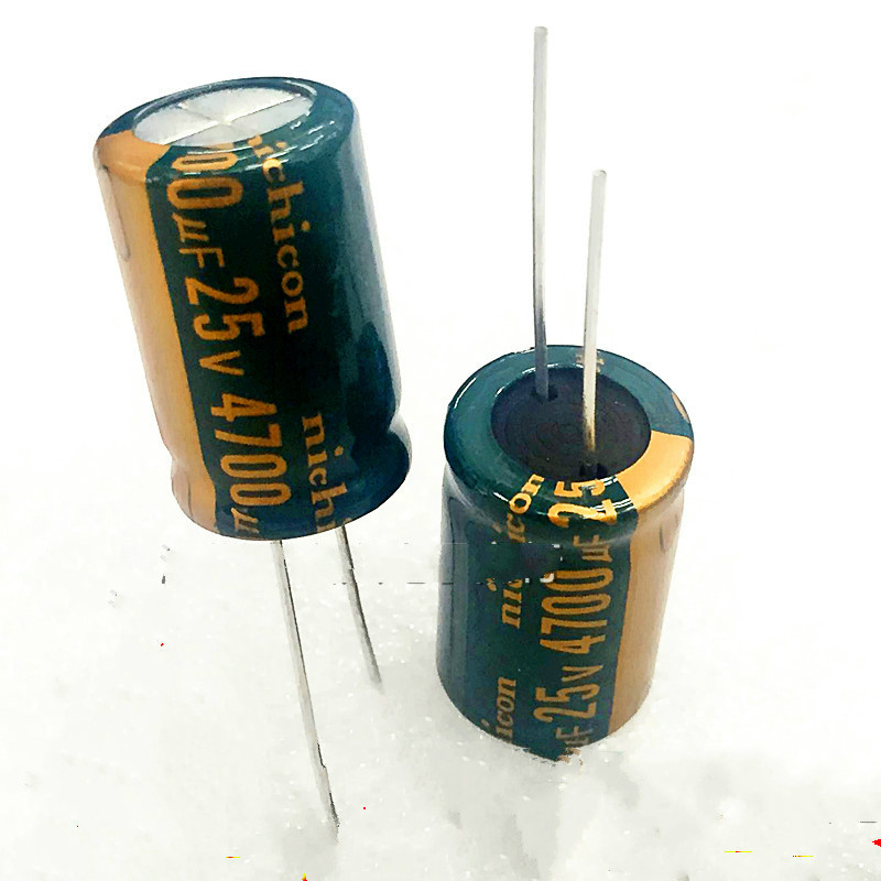 10pcs high quality 25V4700UF High frequency and low resistance   Long life    Electrolytic capacitor 4700UF 25V 16X25 10pcs high quality 25v68uf high frequency and low resistance long life electrolytic capacitor 68uf 25v 5x11
