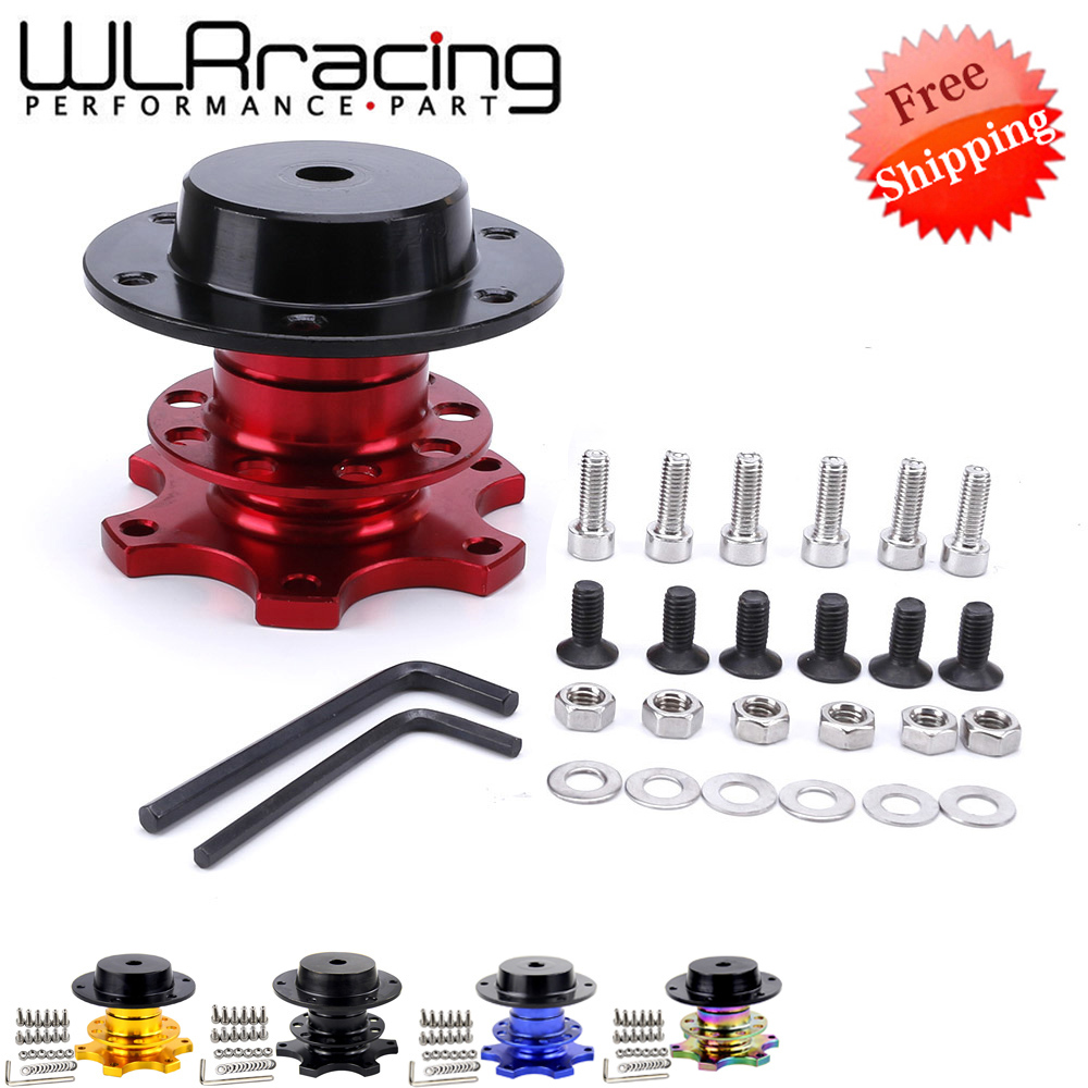 Free Shipping New Universal Steering Wheel Quick Release snap off hub adapter Steering Wheel Hub Boss Kit For Honda For BMWFree Shipping New Universal Steering Wheel Quick Release snap off hub adapter Steering Wheel Hub Boss Kit For Honda For BMW
