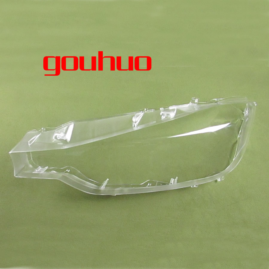 For Bmw New 3 Series13 15 320 328 316 335 Headlights Cover Headlights Shell Mask Transparent Cover Lampshade Headlamp Shell