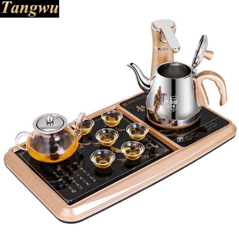 automatic upper water electric kettle of the tea furnace is a three-in-one bride of the water god v 3