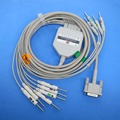 HP electrocardiograph ekg machines portable ekg cable 10 lead
