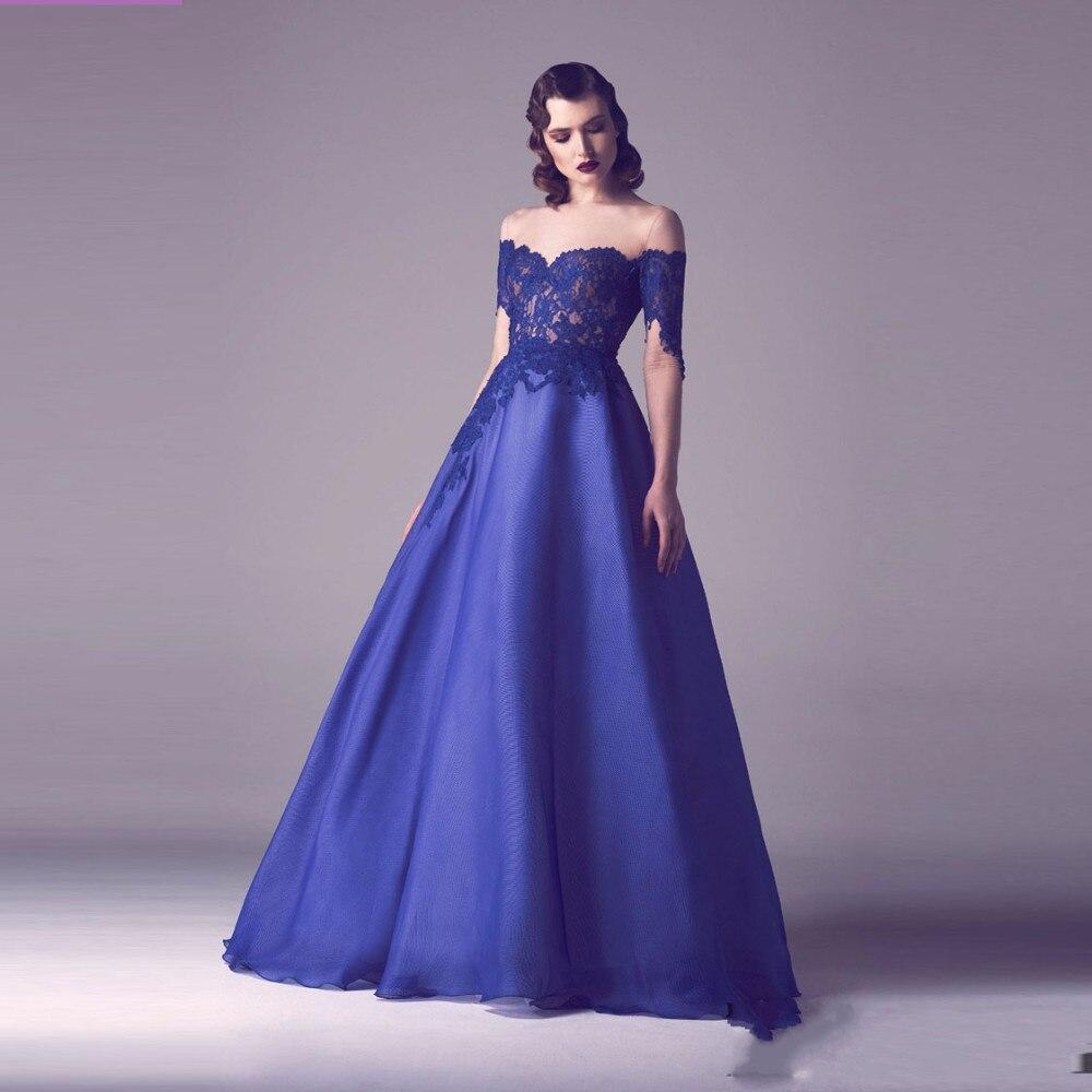 Contemporáneo Vestidos De Fiesta Largos Azules 2014 Friso - Vestido ...