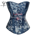 gaine amincissante  New High quality Hot denim Corselet  Sexy Lingerie  sexy  corset 1458