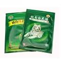 8 Pcs Tigre Branco + 8 Pcs Red Tiger Remendo Dor Muscular Massagem de Relaxamento Cuidados de Saúde Médico de Ervas Gesso Conjunta dor Assassino D0001