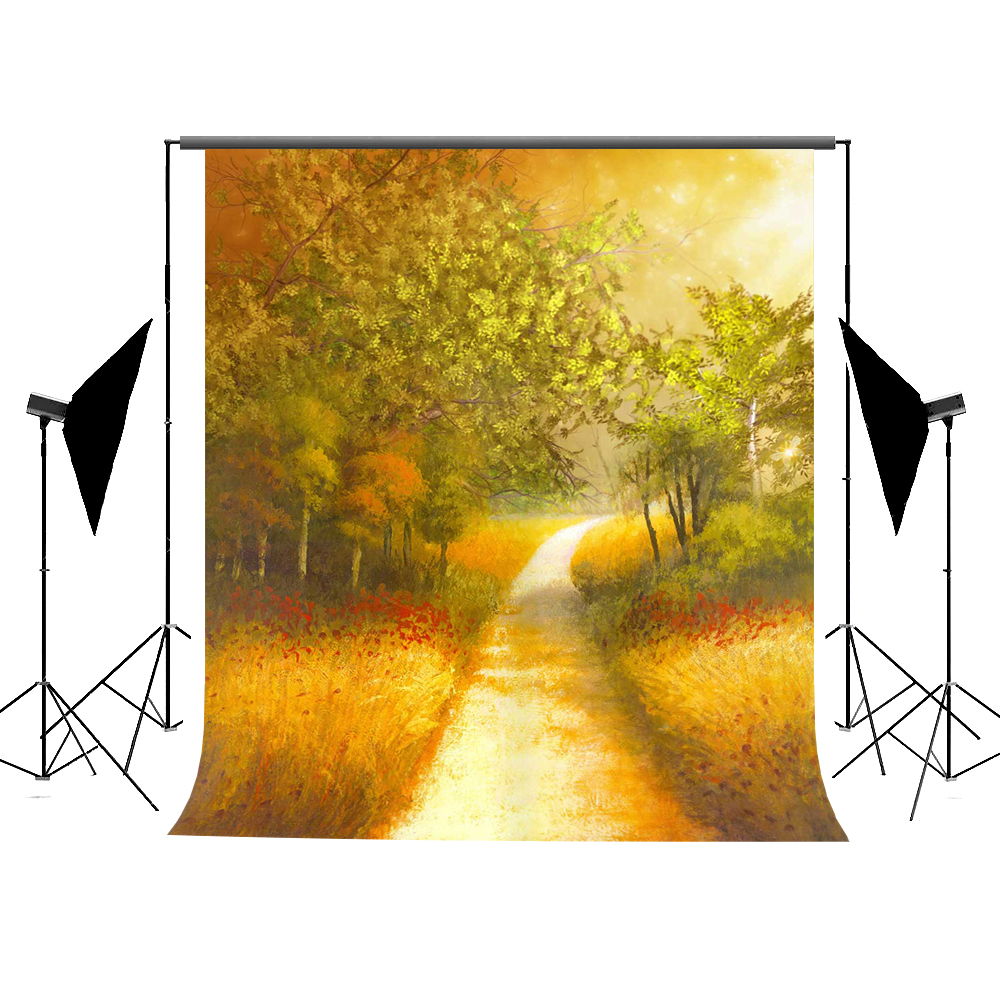 Kate Autumn Back Drop Photography Forest Abstract Photography Background Scenic Washable Photography Backdrop For Photo сумка kate spade new york wkru2816 kate spade hanna