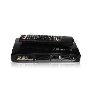 Image 4 - V8s plus receptor de satélite + 1 ano europa cccam clines DVB S2 MPEG 4 1080p hd completo sintonizador tv digital receptor vs v8 super v7