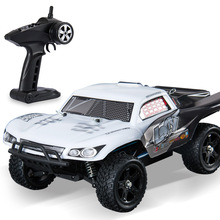 high speed rc racing car HQ734 4WD Off Road Truck 2.4G remote control car model Electric Power car rc toys for child best gifts