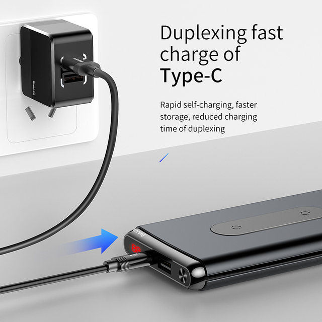 Portable Qi Wireless Power bank  1