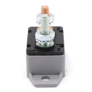 Image 5 - 1 Pcs DC6 28V 50A Auto Camion Barca Audio/Caricabatteria Amplificatore Circuit Breaker Fusibile Supporto Amplificatore Stereo Refit Fusibile adattatore